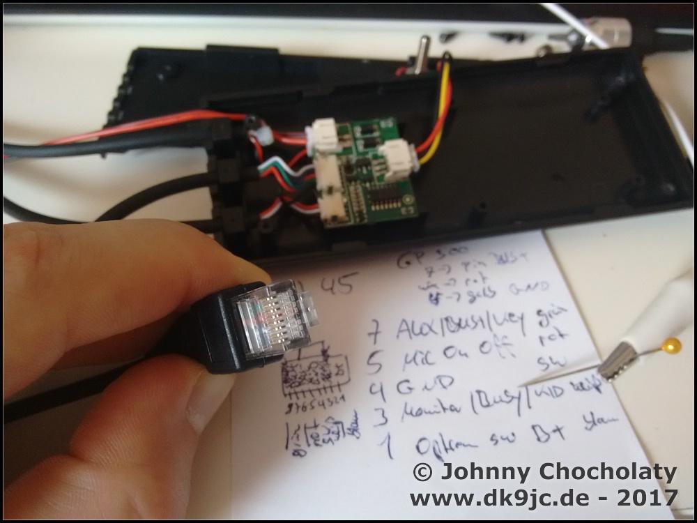 RIBless Interface for Motorola - Chinese engineering