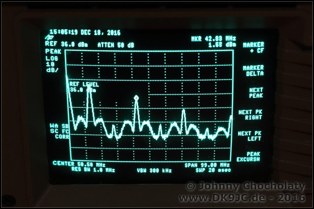 Raspberry Pi 10mW WSRP beacon and 20m QRP bandpass filter