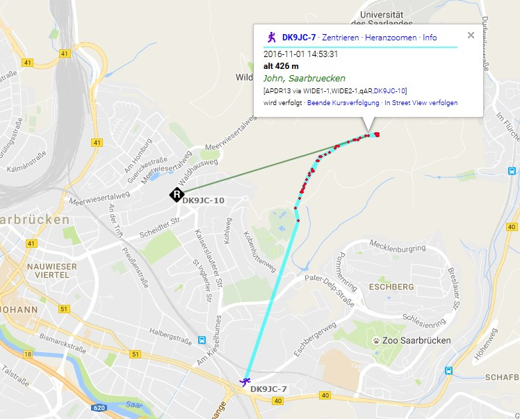 APRS iGATE Raspberry Pi RTL SDR Filter 1